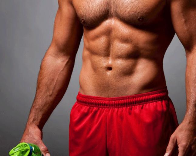 Как мужчине сбросить жир с живота?