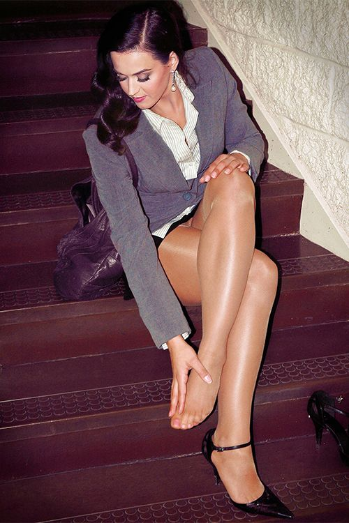 legs and pantyhose: