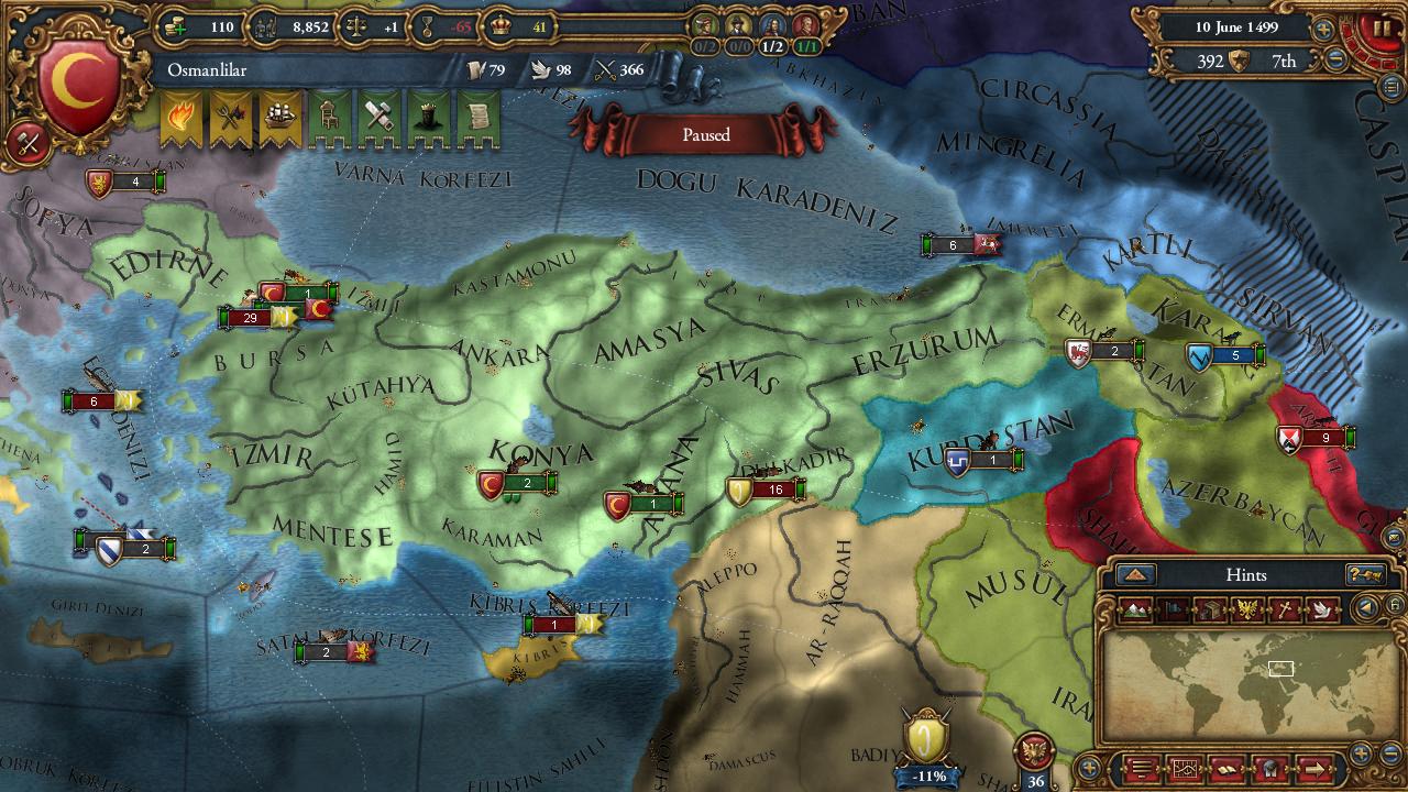 Ottomans  EU Wiki  FANDOM powered by Wikia