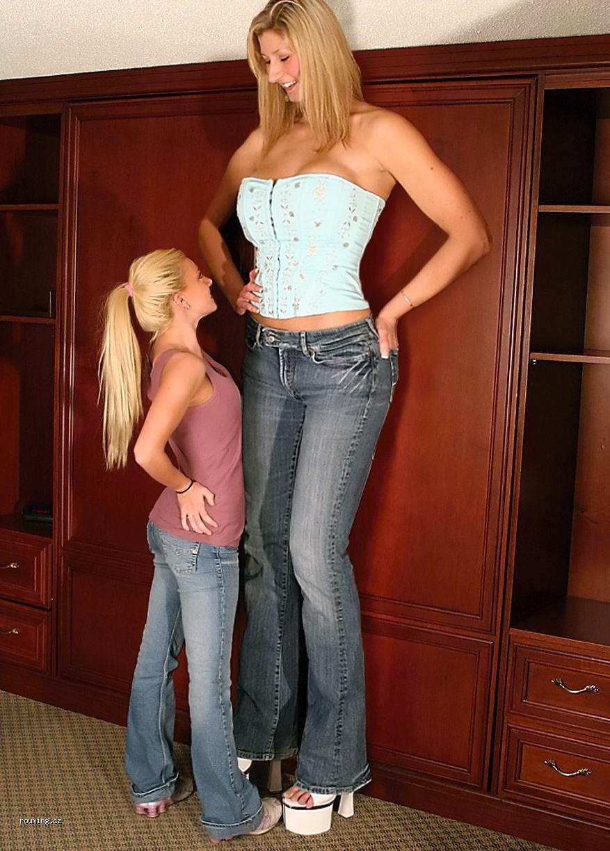 Фото маленького роста девушка