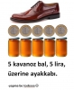 5 kavanoz bal 5 lira �st�ne ayakkab�