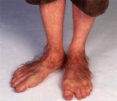 Как сделать ноги прикол