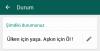 sözlük yazarlarının whatsapp durumları