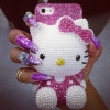 hello kitty telefon kab�