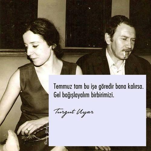 Tomris Uyar Edip Cansever