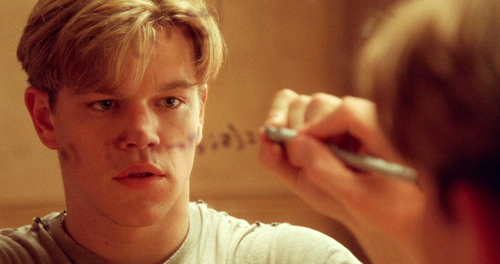 Matt Damon Good Will H...