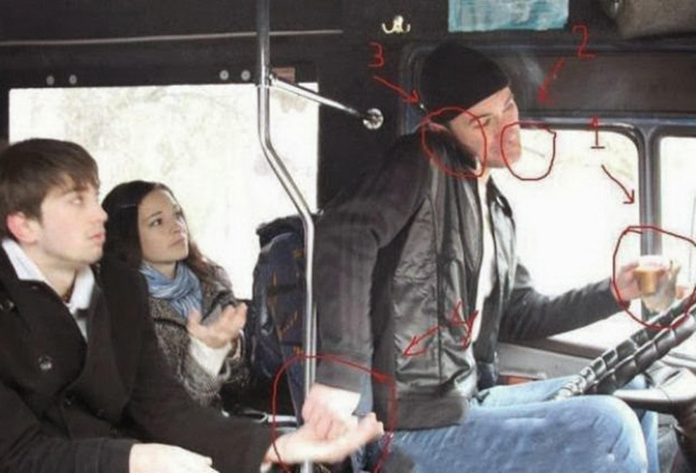 Рассказ случай в автобусе 20 фотография