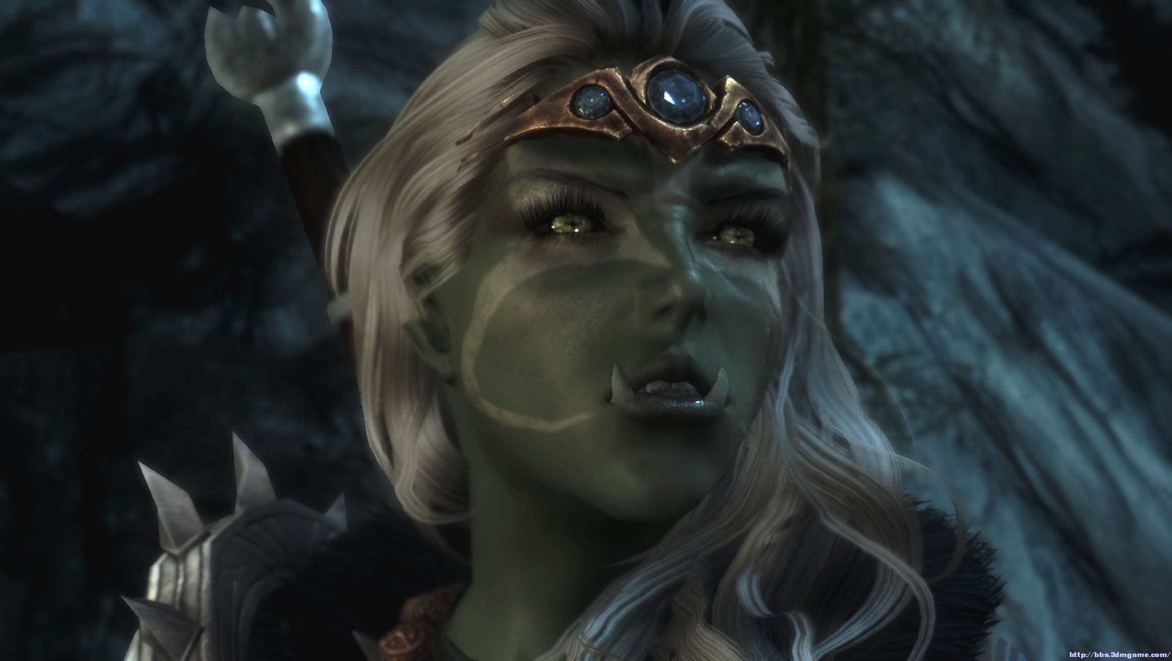 3d orc princess video porn scenes