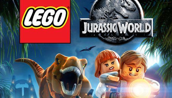 LEGO Jurassic World Free Download Full PC Game