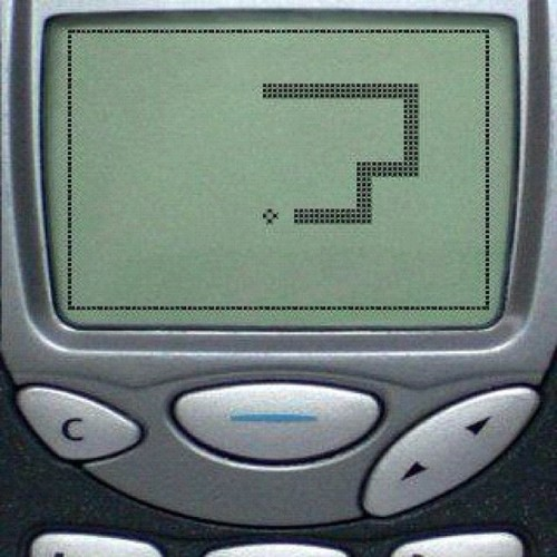 Gallery images and information: Nokia 3210 Snake