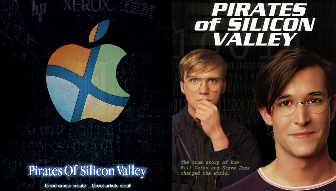 pirates of silicon valley It's fair to say that pirates of silicon valley established the standard that all worthy movies about the computer revolution will need to follow august 3.