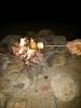 marshmallow kızartmak