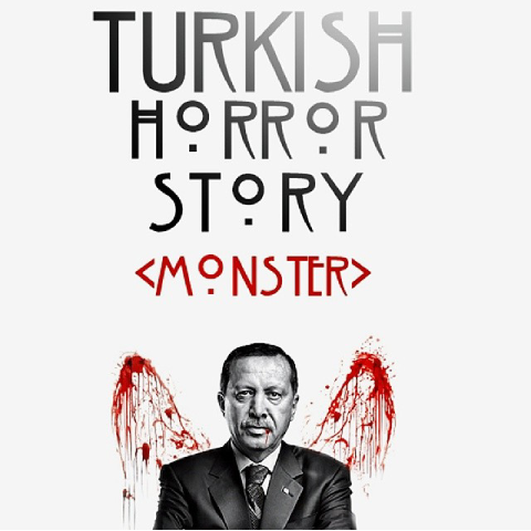 turkish horror story monster