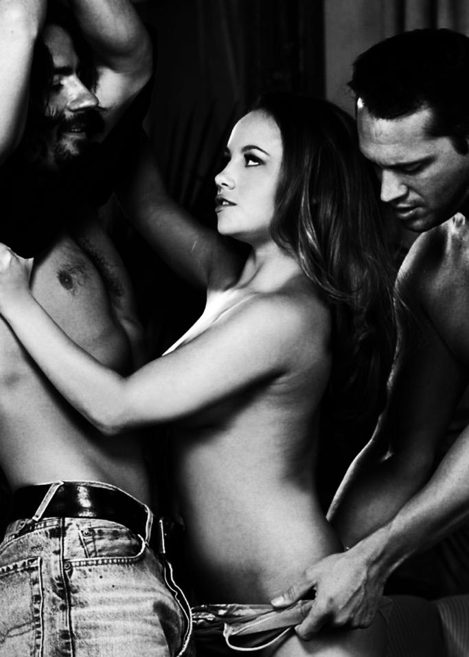 Красивые фото эротика любовь втроем — pic 5