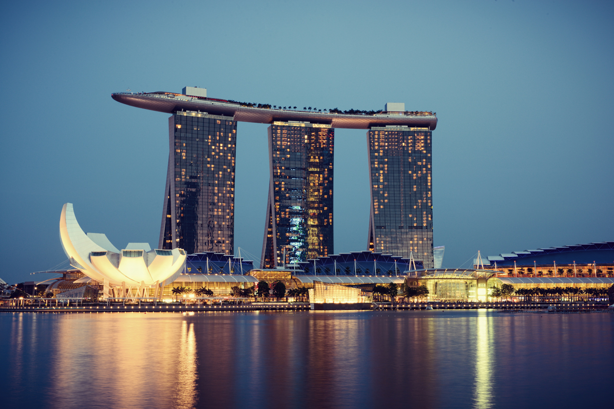 Marina Bay Sands - Wikipedia