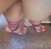ayakları güzel olan kadın