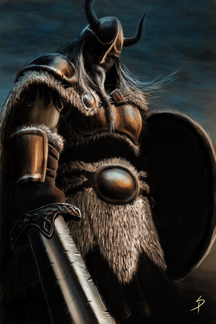 Поведения при, крутые картинки викингов