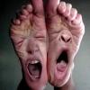 sözlük kızlarının ayak fotoğrafları