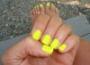 sarı oje